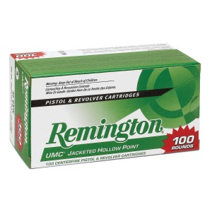 Remington UMC Handgun 40 Smith & Wesson 100rd Ammo