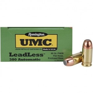 Remington UMC Handgun 380 ACP 50rd Ammo