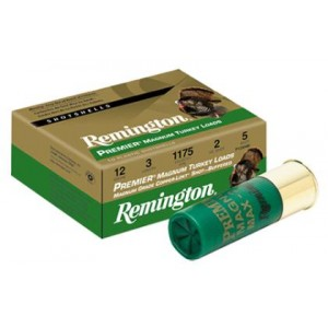 Remington Premier Magnum Turkey 12 Gauge 4 Shot 10rd Ammo