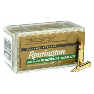 Remington Ammunition .17 HMR V-Max 17 Gr. 50 Rd. Box