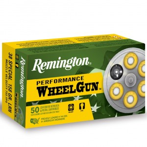 Remington Performance WheelGun 38 Short Colt 50rd Ammo