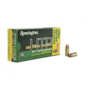 Remington High Terminal Performance 9mm Luger 50rd Ammo
