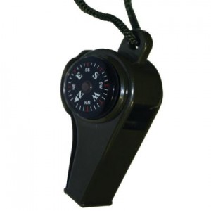 Red Rock Gear 3 Function Survival Whistle