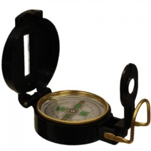 Red Rock Gear Plastic Lensatic Compass