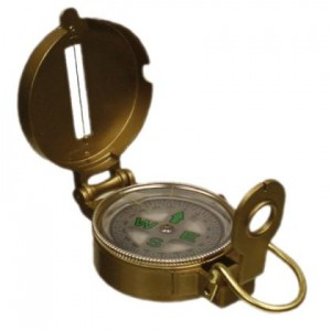 Red Rock Gear Metal Lensatic Compass