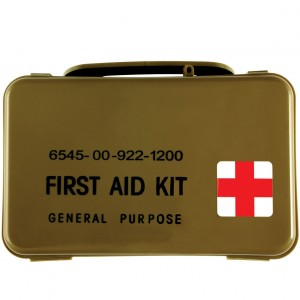 Red Rock Gear General Purpose First Aid Kit