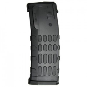 RWB Polymer Magazine AR15 30 RD .223 Black Dust Coverv