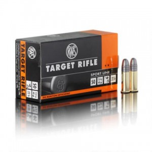 RWS Sport 22 Long Rifle 50rd Ammo