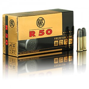 RWS Premium 22 Long Rifle 50rd Ammo