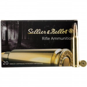 Sellier & Bellot Rifle 300 Winchester Magnum 20rd Ammo