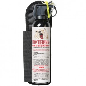 Frontiersman Bear Spray with Belt Holster