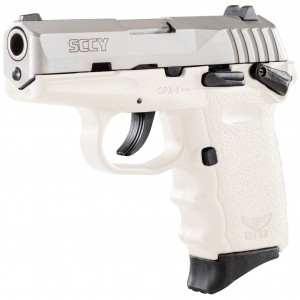SCCY CPX-1 9mm Luger