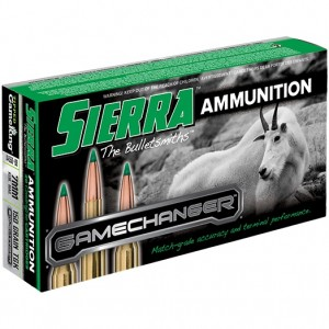 Sierra GameChanger 7mm Remington Magnum 20rd Ammo