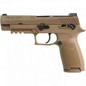 Sig Sauer P320-M17 Manual Safety 9mm Luger