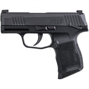 Sig Sauer P365 Nitron Micro-Compact Manual Safety 9mm Luger