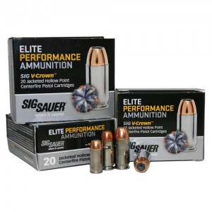Sig Sauer Defensive 44 Smith & Wesson Special 20rd Ammo