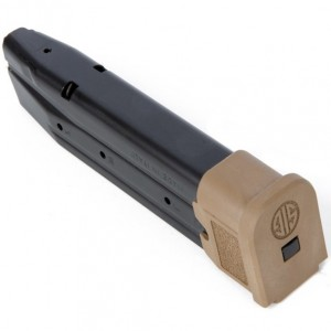 Sig Sauer P320 Full-Size 9mm Luger 21rd Magazine