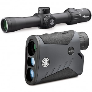 Sig Sauer 2.5-8x32 SIERRA3BDX 30mm Riflescope Kit