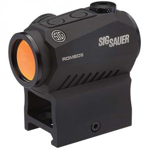 Sig Sauer 1x20 ROMEO5 Red Dot Sight