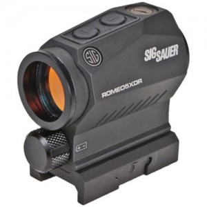 Sig Sauer 1x20 ROMEO5 XDR Red Dot Sight