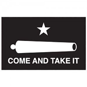 SME Come and Take It Cannon Patch