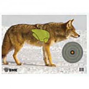 SME Coyote Target