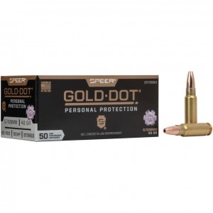 Speer Gold Dot Personal Protection 5.7x28mm 50rd Ammo