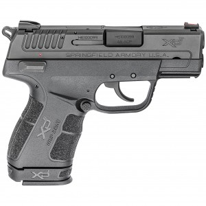 Springfield XD-E Single Stack 45 ACP