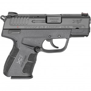 Springfield XD-E Single Stack 9mm Luger