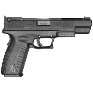 Springfield XD(M) Competition Series 45 ACP