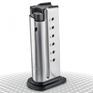 Springfield XD-S 9mm Luger 7rd Flush Fit Magazine
