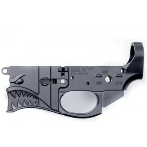 Spike's Tactical Hellbreaker Billet Stripped Lower
