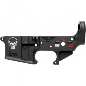 Spike's Tactical Punisher Stripped Lower Receiver