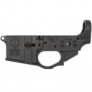 Spike's Tactical Crusader Stripped Lower Receiver