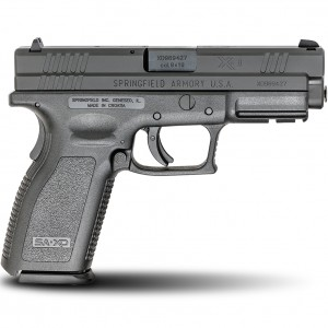 Springfield XD Defender Service Model 9mm 16Rd