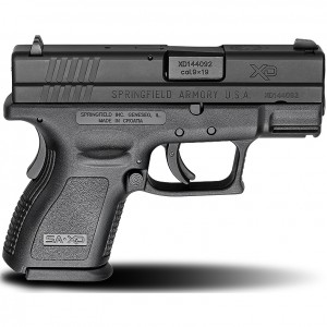 Springfield XD Defender Service Model 9mm 13Rd