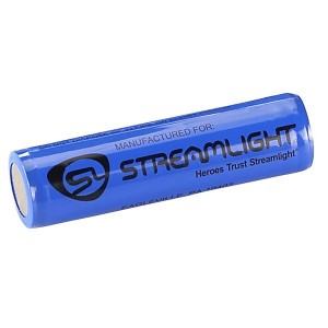 Streamlight 18650 Lithium-Ion Battery