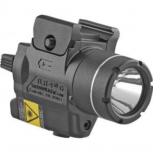 Streamlight TLR-4 Compact Tactical Light with Green Laser