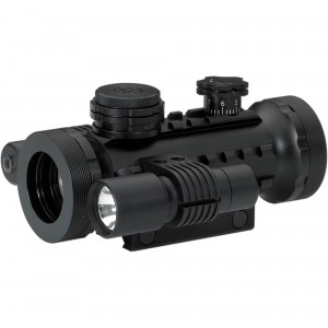 BSA Stealth Tactical Red Dot 30mm Sight