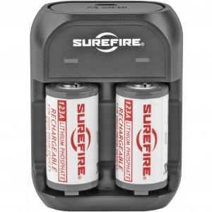 Surefire AC/DC Wall Charger Kit