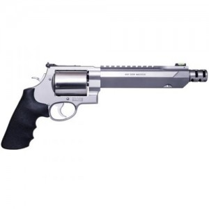 Smith & Wesson Performance Center Model 460XVR 460 S&W Mag