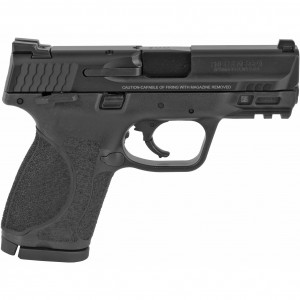 Smith & Wesson M&P M2.0 Compact Manual Thumb Safety 9mm Luge