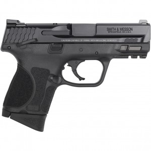 Smith & Wesson M&P M2.0 Manual Thumb Safety 9mm Luger Pistol