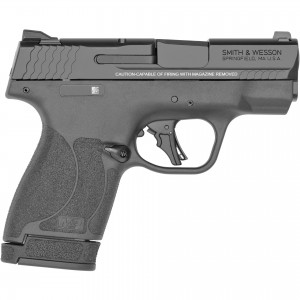 Smith & Wesson M&P Shield Plus Manual Thumb Safety 9mm Luger