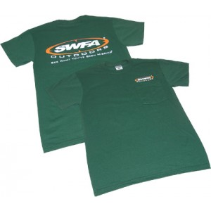 SWFA Green T-Shirt w/ Pocket