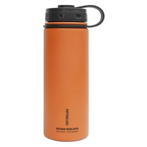 Fifty Fifty 18oz Double-Wall Vacuum-Insulated Water Bottle