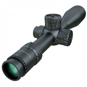 Tangent Theta 5-25x56 Professional Marksman 34mm Rife Scope