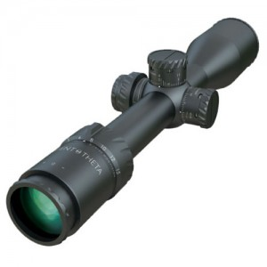 Tangent Theta 3-15x50 Professional Marksman 30mm Rifle Scope