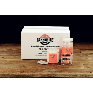 Tannerite Single Case of 20 1/2 Pounders