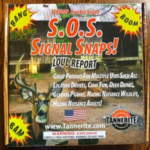 Tannerite S.O.S. Signal Snaps